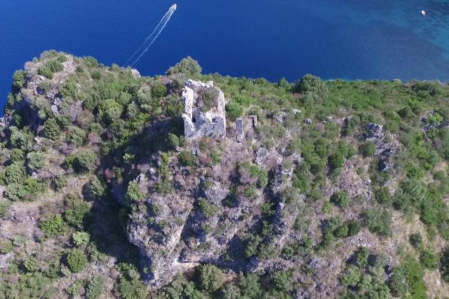 Tower Caina, Castrocucco di Maratea, Basilicata (Italy)