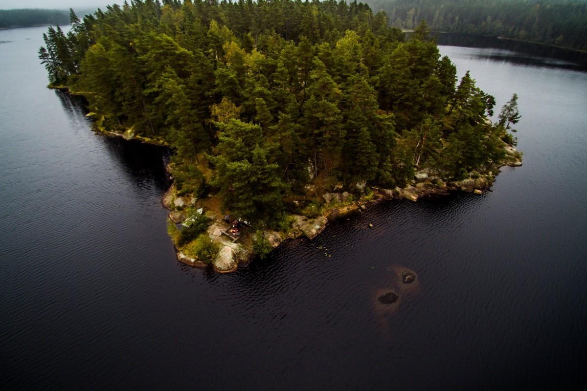 Fog & Island, Teijo, Varsinais-suomi, Finland