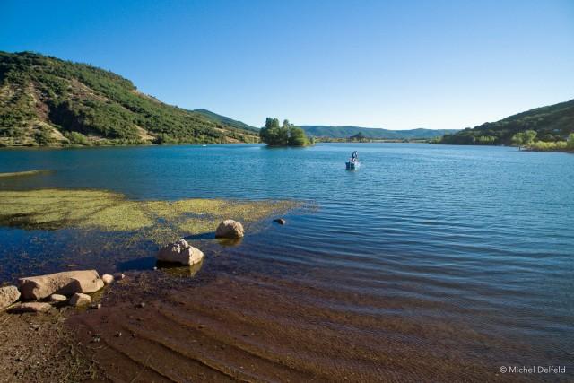 Lac du Salagou – France