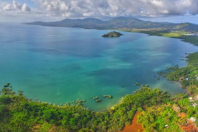Tsimkoura, Mayotte, Ocean Indien
