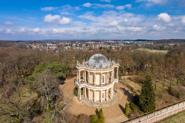 Sanssouci, Potsdam, Brandenburg, Germany