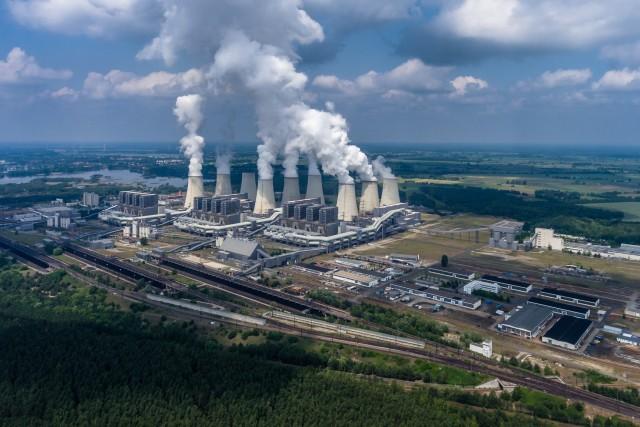 Kraftwerk Jänschwalde, Brandenburg, Germany