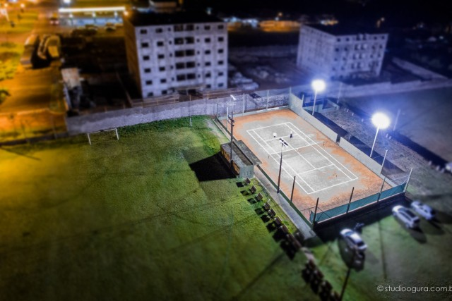 Quadra de tenis l Guararapes SP