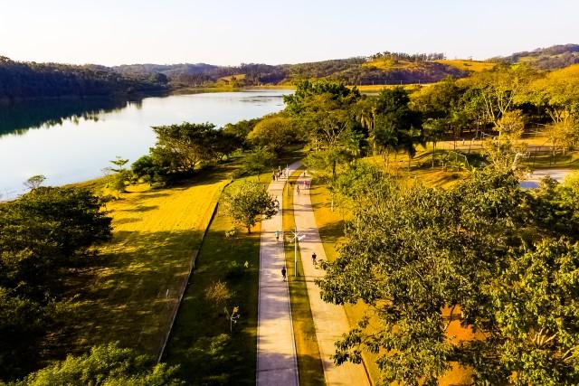 Parque e Praia do Forte