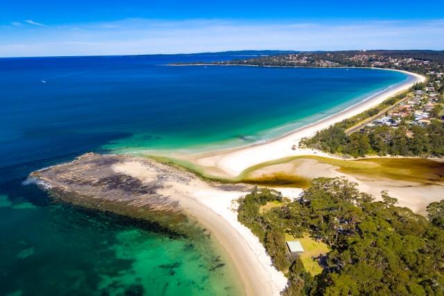 Moona Moona Creek, Jervis Bay, NSW, Australia