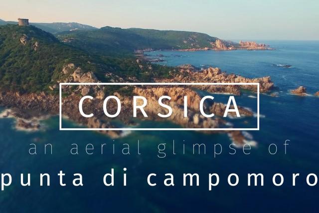 Campomoro, Corsica, France