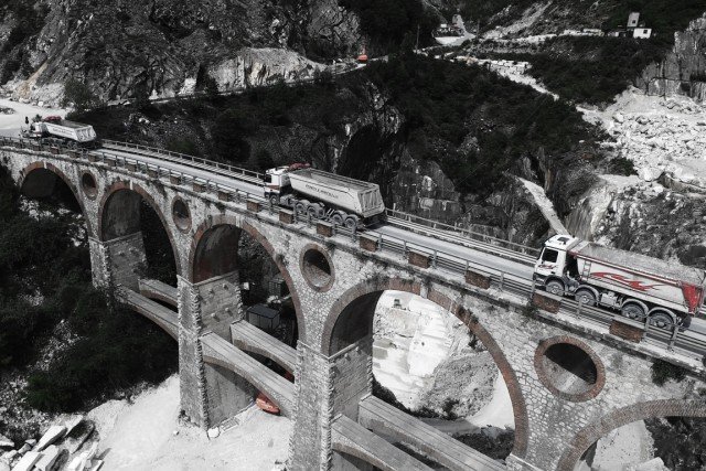 Carrara's Quarry Bridge