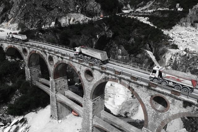 Carrara's Quarry Bridge