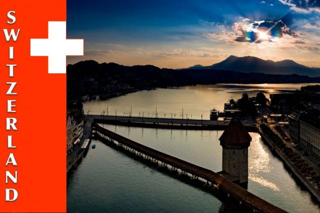Luzern – Kappelbrucke