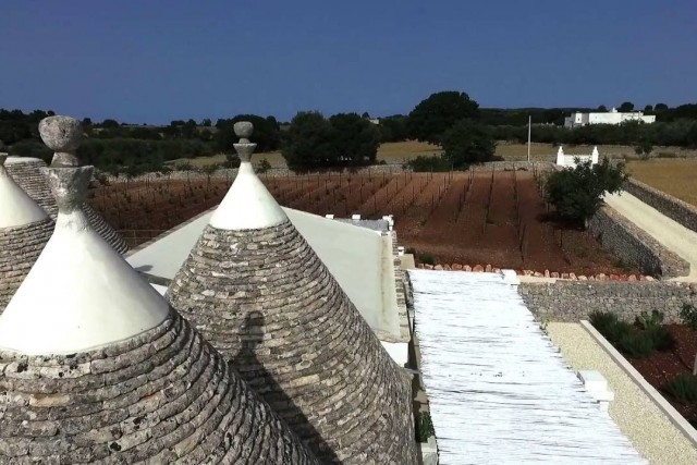 Nina Trulli Resort – Masseria San Francesco