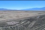 Owens Dry Lake, California, USA