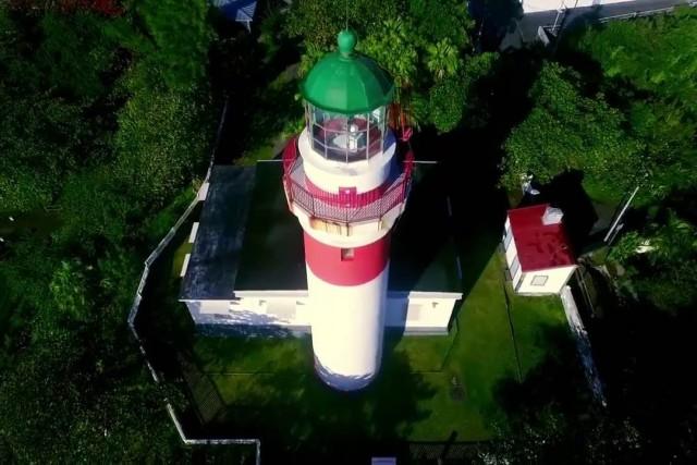 reunion island phare de sainte suzanne
