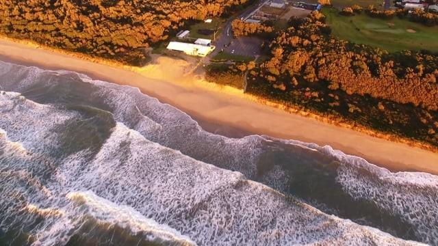 Seven Mile Beach, South Coast NSW, Australia