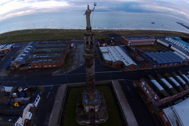Great Yarmouth Nelsons Monument
