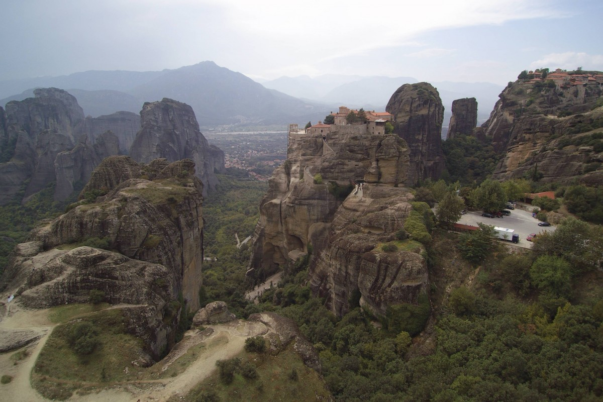 Meteora, Thessalien, Griechenland, Greece