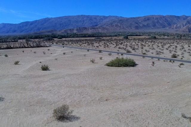 Galleta Meadows Estates, Borrego Springs, California