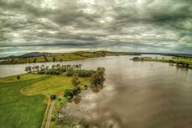 Cairn Curran Reservoir