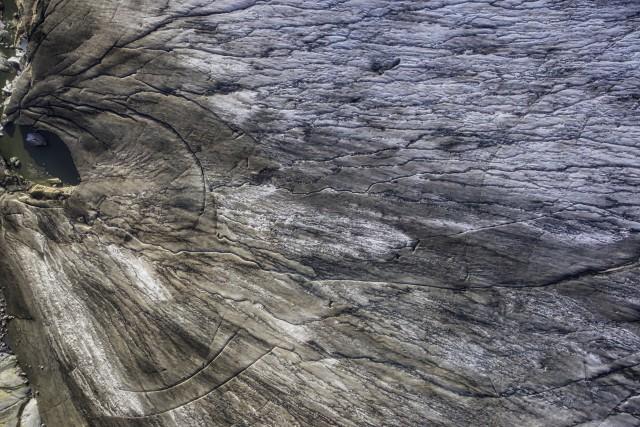 Adamello Glacier, Dolomites, Italy