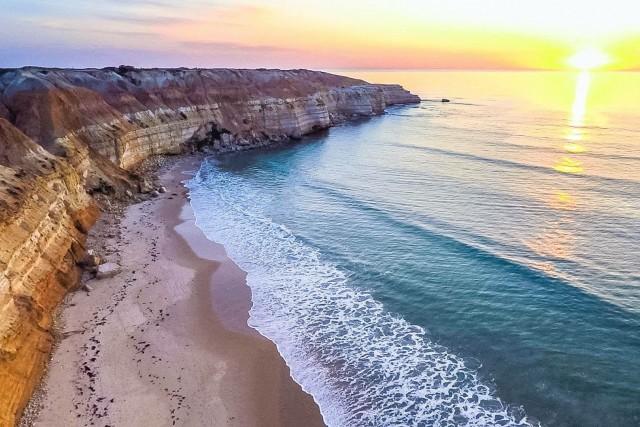 Maslin Beach, Adelaide, South Australia, Australia