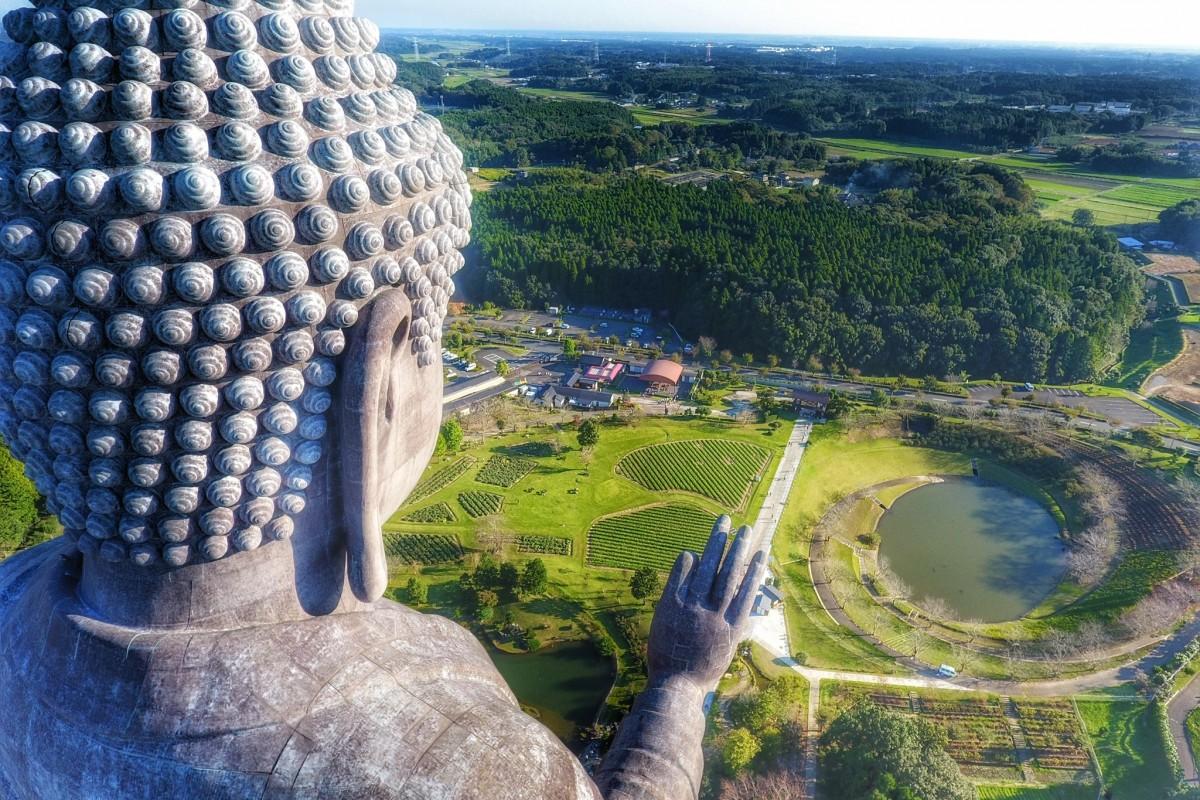 Big Buddha Ushiku Daibutsu