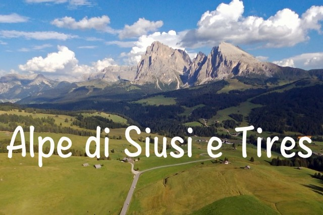 Alpe di Siusi, Alto Adige, Italia