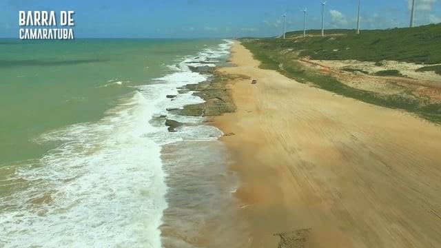 Barra de Camaratuba, Paraíba, Brazil