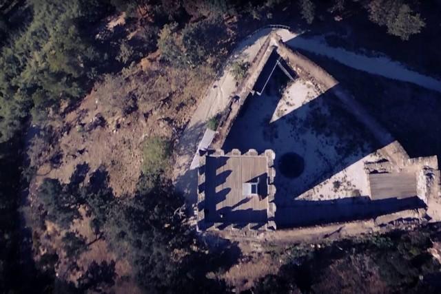 Castelo de Arnoia,Celorico de Bastos,Portugal