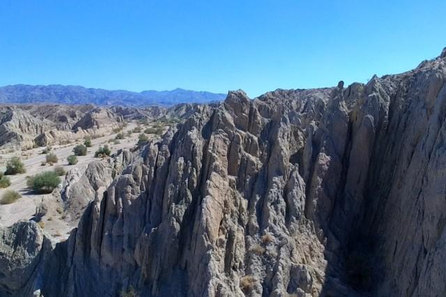 Chocolate Mountains, California