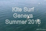 Kite Surf on Geneva Lake (Summer 2016)