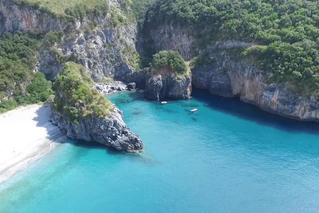 Rocks Arcomagno, San Nicola Arcella, Calabria (Italy)