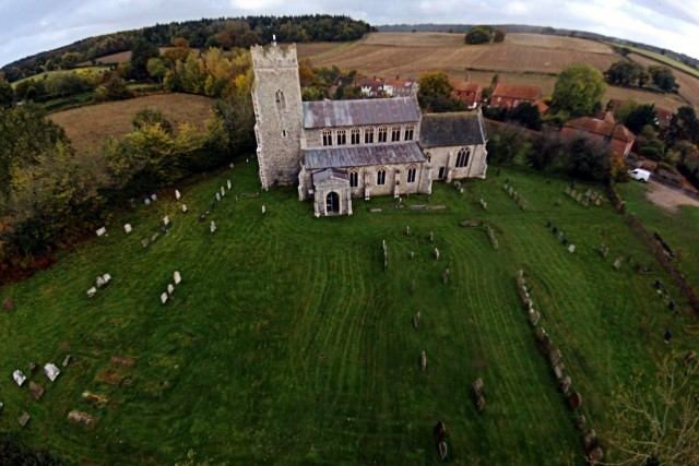 Ringland Church