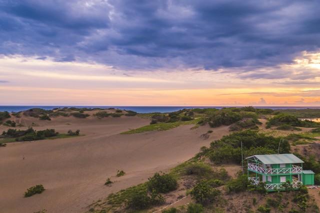Las dunas, Bani, Dominican Republic