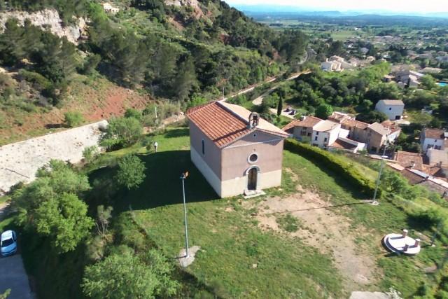 Chapelle Sainte Quinis, Gofaron, Var, France