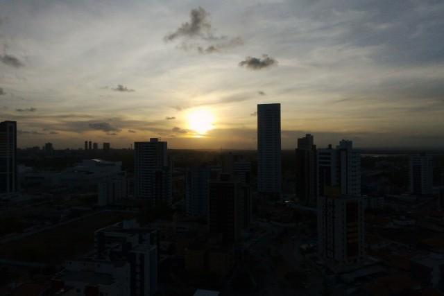 Sunset, Aeroclube, Paraiba