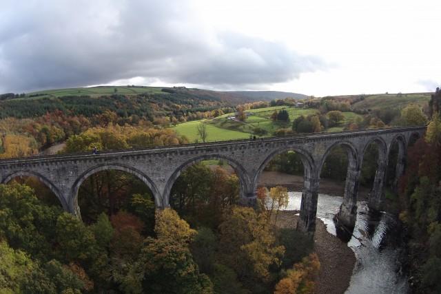 Lambley Viaduct, Coanwood, Northumberland, UK