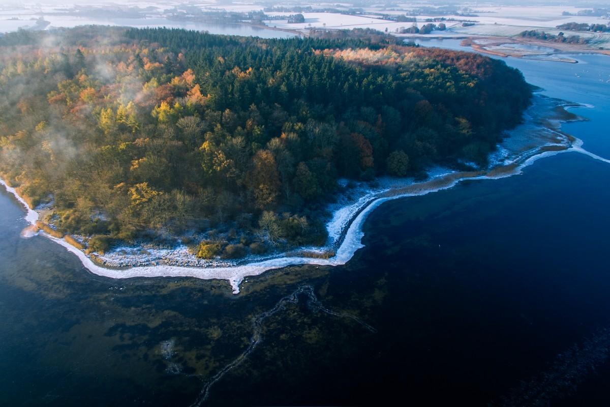 Boserup peninsula