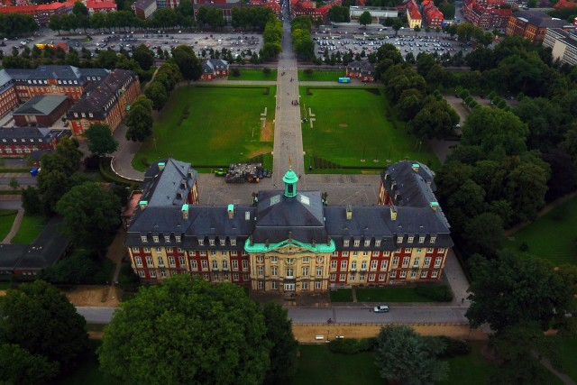 Schloss Münster, Münster, Germany