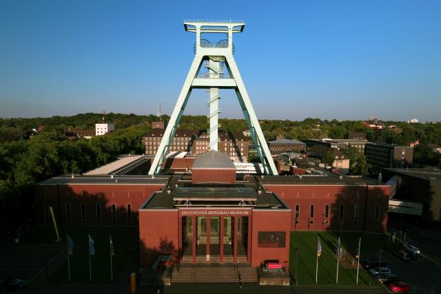 Deutsches Bergbaumuseum, Bochum, Germany