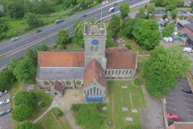 arish Church of Saint Peter & Saint Paul