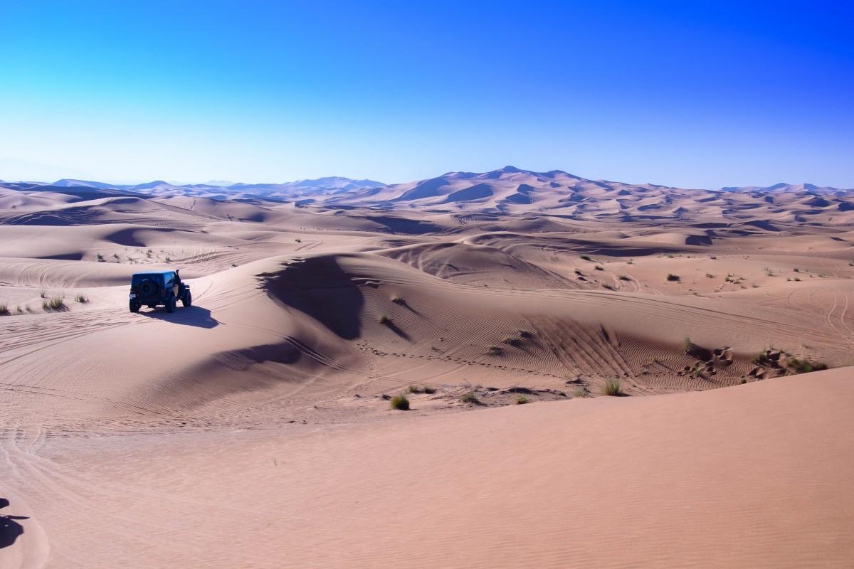 Lahbab desert