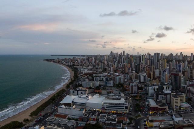 Manaíra's Beach, Paraiba, Brazil