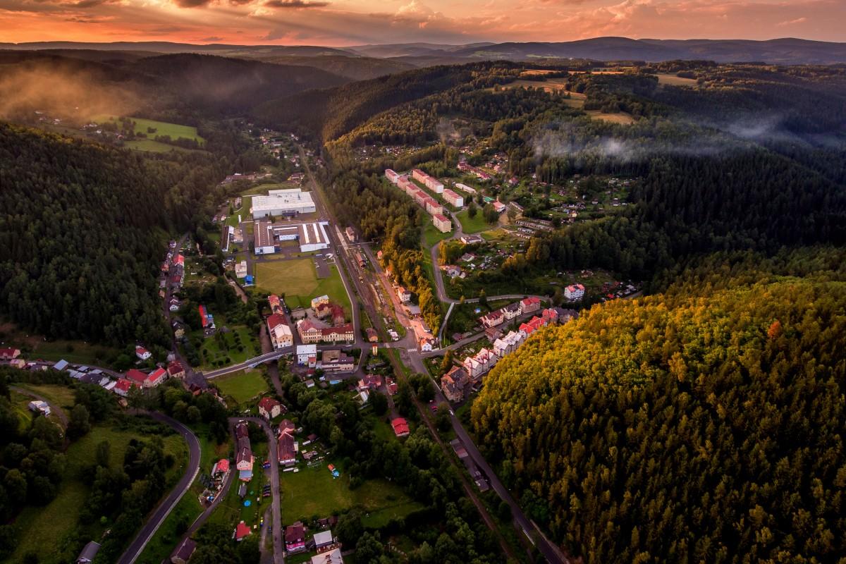 Oloví, West Bohemia, Czech Republic