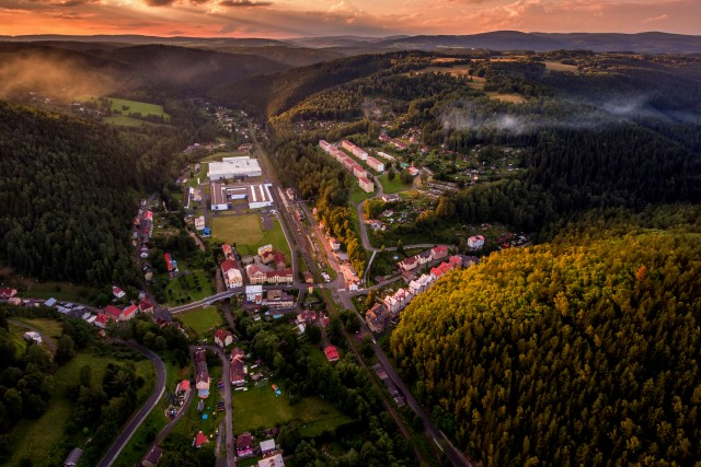 Oloví, West Bohemia, Czech Republic