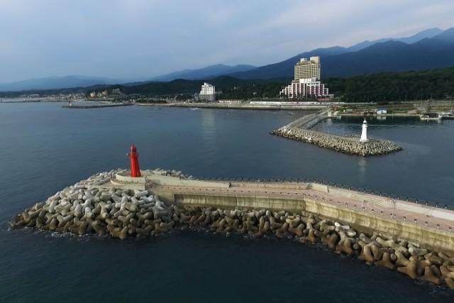 Sokcho bay