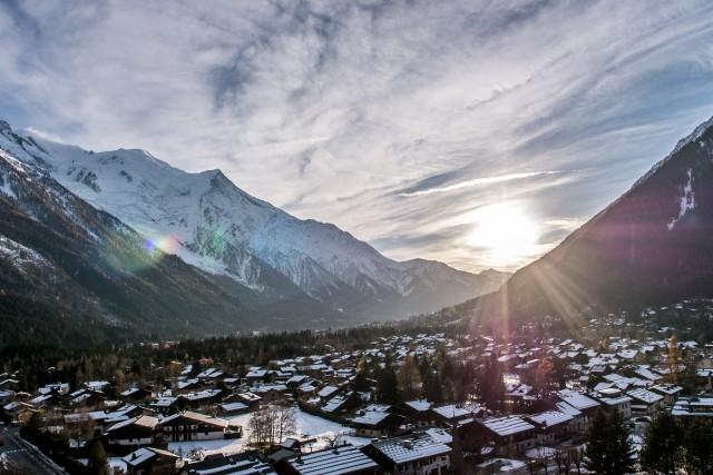 Chamonix-Mont-blanc, Haute-Savoie, France
