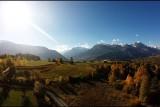 France hautes alpes, guillestrois