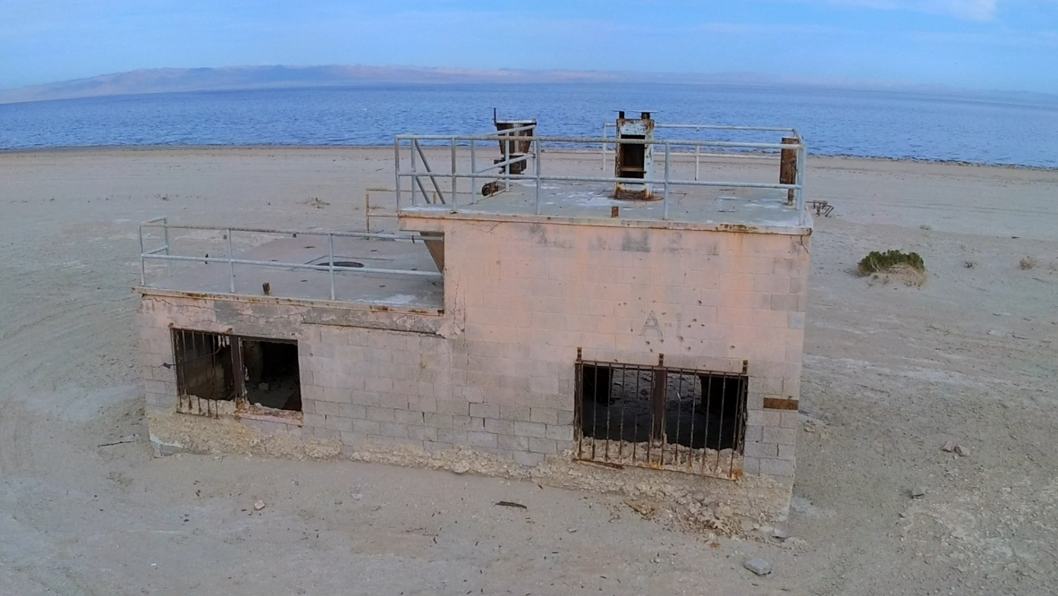 Abandoned Navy Base, Salton Sea