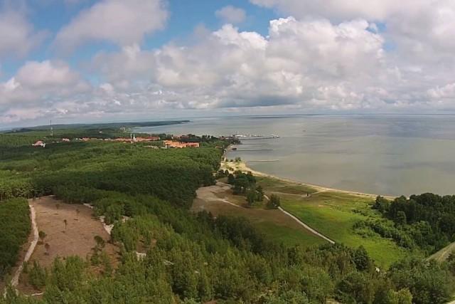 Nida, Neringa, Curonian spit, Lithuania