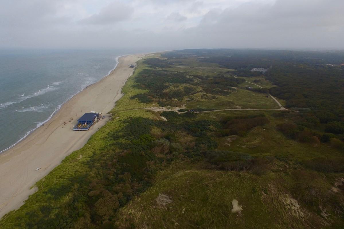 Oostkapelle Beach, Walcheren, Zeeland, Netherlands