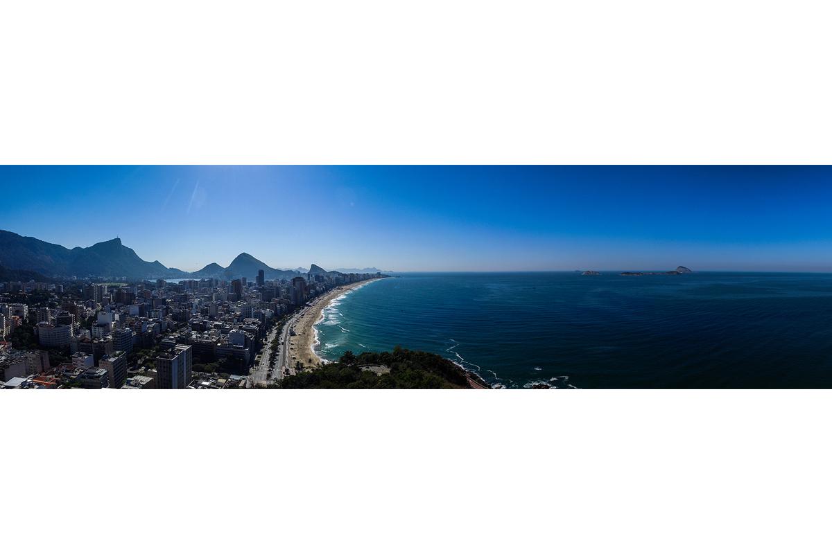 Praia do Leblon, Rio de Janeiro, RJ, BRASIL